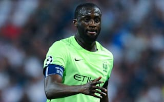 Inter concede defeat in Yaya Toure race