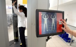 Irish airport introduces new full-body scanner