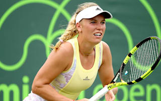 Wozniacki withdraws from French Open
