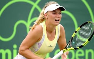 Wozniacki withdraws from French Open