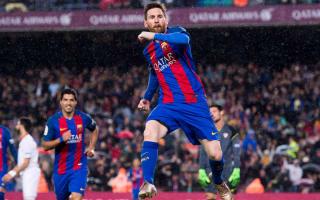 Unique Messi still surprises Barcelona team-mates - Iniesta