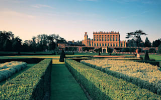 Top UK hotels with glorious gardens