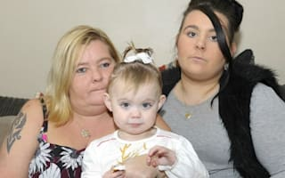 Grandmother fined after one-year-old feeds squirrel