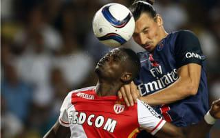 Paris Saint-Gemain v Monaco: Elderson aiming to derail PSG victory lap
