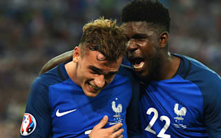 Umtiti willing to 'go to war' with France team-mates