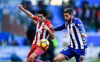 Simeone happy with Theo Hernandez amid Real Madrid links