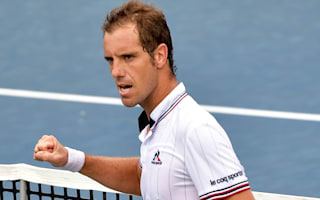 Gasquet, Verdasco make quarters as Johnson and Cuevas depart