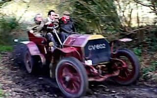 Video: Trials - the perfect winter motorsport for vintage cars