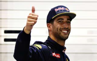 Ricciardo pleased to split Mercedes