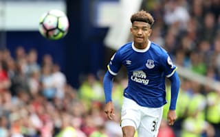 Holgate has big quality for a young player - Koeman