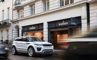 'Fake' Range Rover crashes into real Range Rover in China