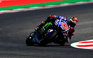 Vinales puts down a marker as Lorenzo endures dismal day