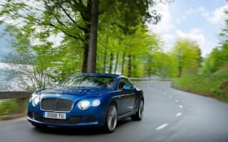 Fastest Bentley ever at London's Salon Prive luxury car show