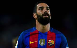Barcelona's Arda suffers groin injury on Turkey duty