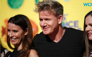 Gordon Ramsay reveals his wife is pregnant with their fifth child