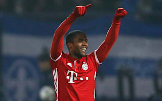 Darmstadt 0 Bayern Munich 1: Costa brilliance puts Ancelotti's men top