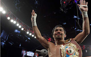 Pacquiao reiterates retirement plan
