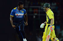 ICC fines Perera for Warner send-off, reprimands Starc