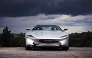 Spectre Aston Martin fetches £2.4million at auction