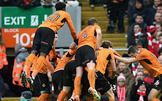 FA Cup Review: Liverpool suffer Wolves howler, Lincoln dream continues, Spurs break Wycombe hearts