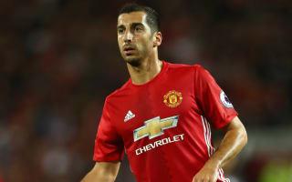Mkhitaryan edging closer to comeback - Mourinho
