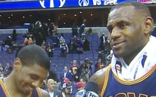 Irving 'an automatic All-Star' - LeBron
