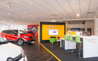 Renault launches new banking wing