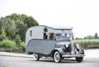 Britain's first motorhome to go to auction