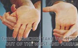 Exercises to fight carpal tunnel syndrome