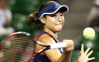 Hibino's Tashkent title defence rolls on