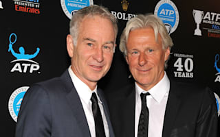 Borg and McEnroe to renew rivalry in Laver Cup
