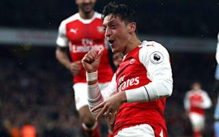 Arsenal 3 Stoke City 1: Gunners battle back to move top
