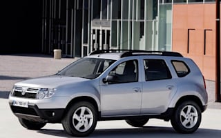 The final countdown: Ultra-budget brand Dacia almost here...