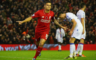 Liverpool must fight for trophies - Coutinho