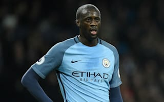 Yaya Toure returns to Manchester City's Champions League squad