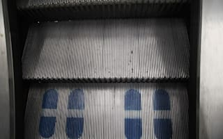 'Standing only' escalators introduced on London Underground