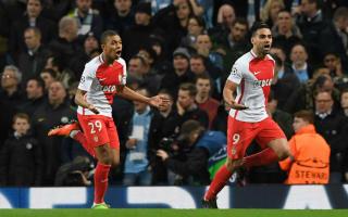 Monaco 2 Dijon 1: Substitute Falcao inspires fightback