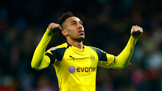 Pierre-Emerick Aubameyang valued at more than £63m: Chelsea and Liverpool interested