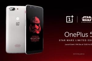 El OnePlus 5T tendrá una edición limitada de Star Wars