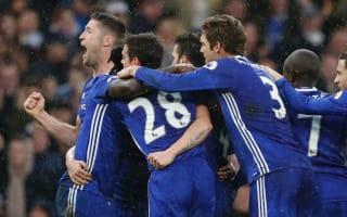 Chelsea 3 Swansea 1: Fabianski's error helps Premier League leaders move 11 points clear