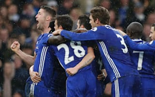 Chelsea 3 Swansea 1: Fabianski's error helps Premier League leaders move 11 points clear
