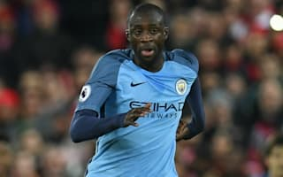 Yaya Toure: Manchester City want to be like United and Barcelona
