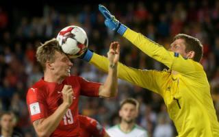 Czech Republic 0 Northern Ireland 0: O'Neill's men battle to away point