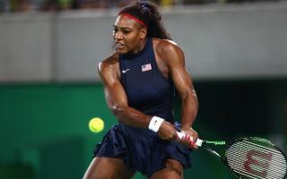 Rio 2016: Serena stunned by Svitolina