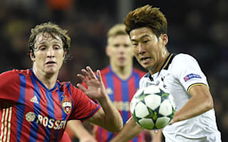 CSKA Moscow 0 Tottenham 1: In-form Son hits late winner