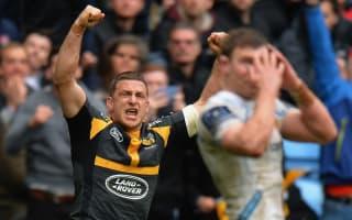Gopperth kicks Wasps into semis, Saracens overcome Saints