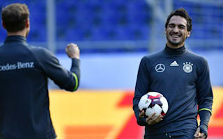 Germany not bothered by favourites tag - Hummels