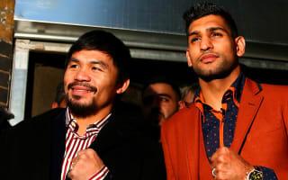 Khan has a great chance against Pacquiao - De La Hoya