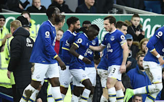Everton 2 Sunderland 0: Unhappy Goodison return for Moyes as Lukaku wraps it up