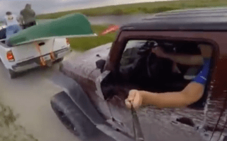 This is why you shouldn't use a selfie stick